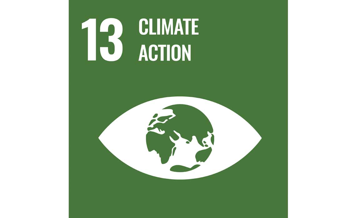 Sustainable Development Goal #13 - Climate Action