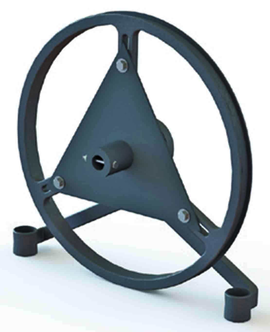 DYNATORQUE chainwheel.