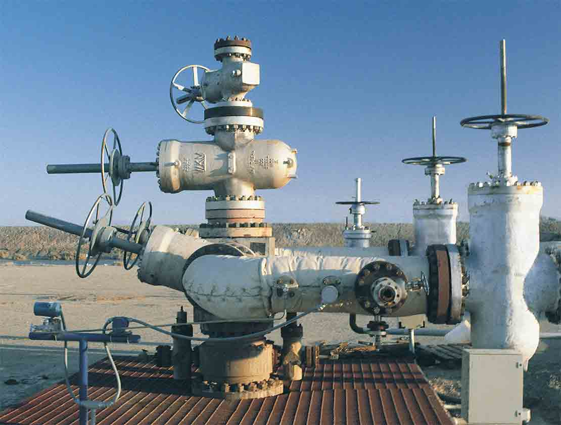 Geothermal Wellhead Systems | Schlumberger